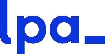 Das Logo von LPA